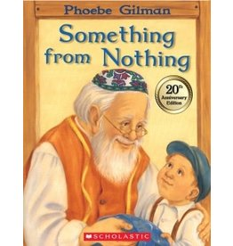 Scholastic Something From Nothing