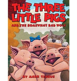 Scholastic The Three Little Pigs and the Somewhat Bad Wolf