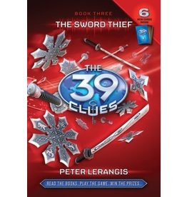 Scholastic 39 Clues Book #3: The Sword Thief