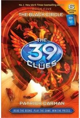 Scholastic 39 Clues Book #5: The Black Circle