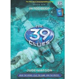 Scholastic 39 Clues Book #6: In Too Deep