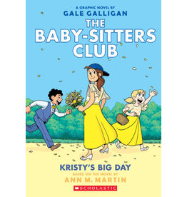 Scholastic The Baby-Sitters Club Graphix #6: Kristy's Big Day