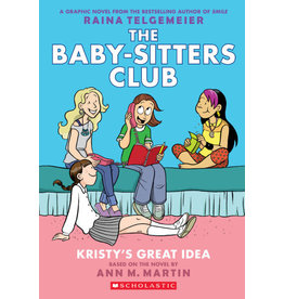 Scholastic The Baby-Sitters Club Graphix #1: Kristy's Great Idea