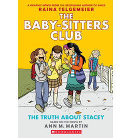 Scholastic The Baby-Sitters Club Graphix #2: The Truth About Stacey