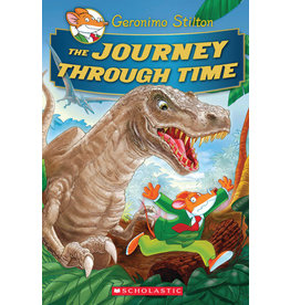 Scholastic Geronimo Stilton Special Edition: The Journey Through Time