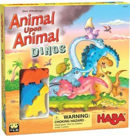 Haba Animal Upon Animal - Dinos
