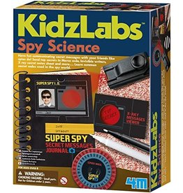 4M Secret Messages-Spy Science