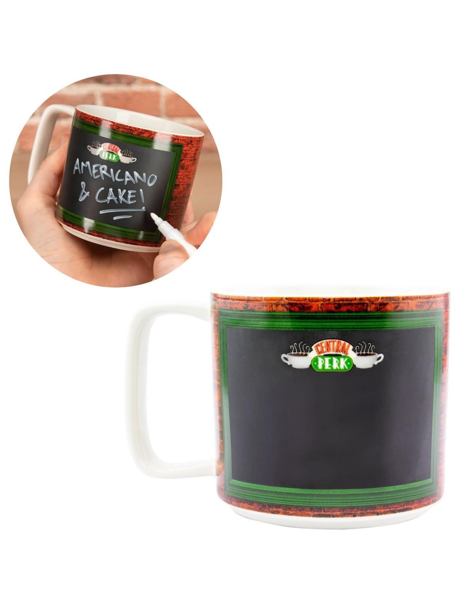 Paladone Central Perk Chalkboard Mug
