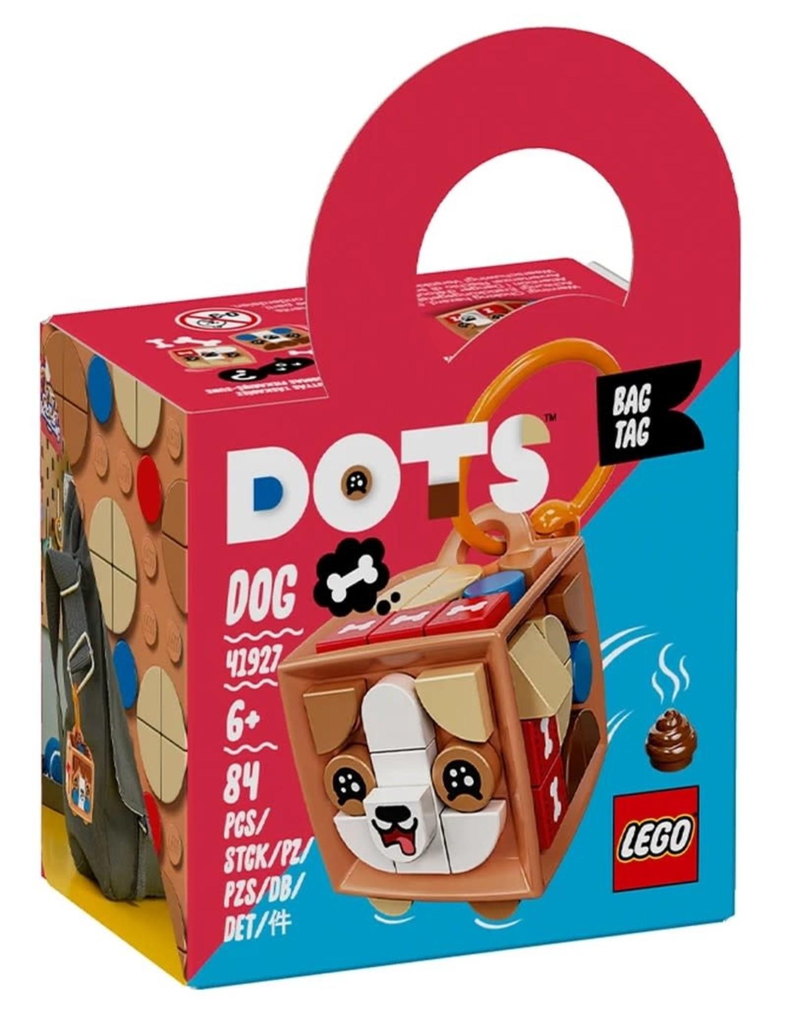 Lego LEGO DOTS: Bag Tag Dog