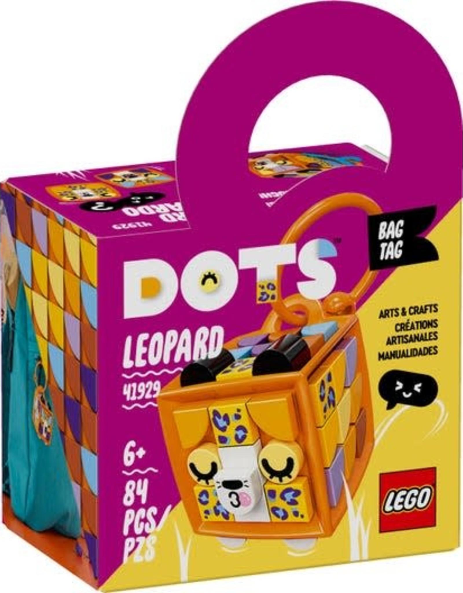 Lego LEGO DOTS: Bag Tag Leopard