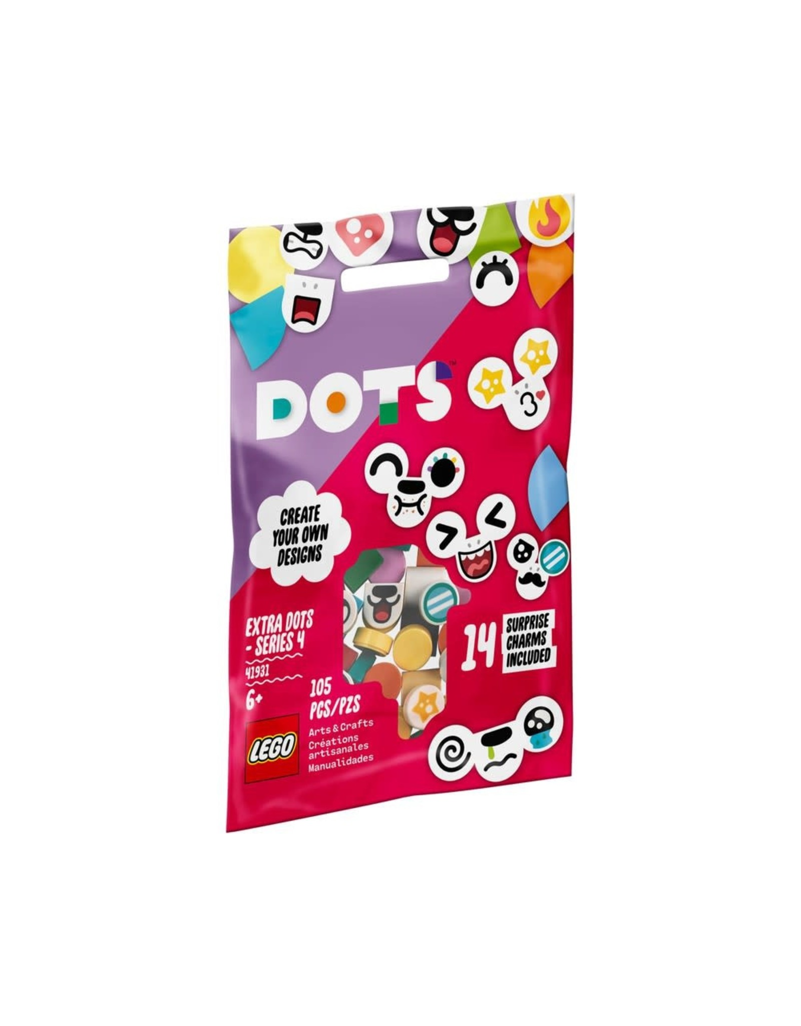 Lego Extra DOTS - Series 4