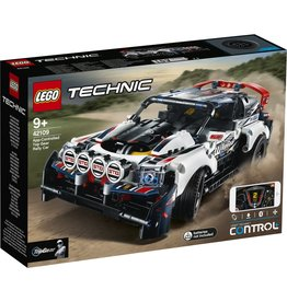 Lego App-Controlled Top Gear Rally Car
