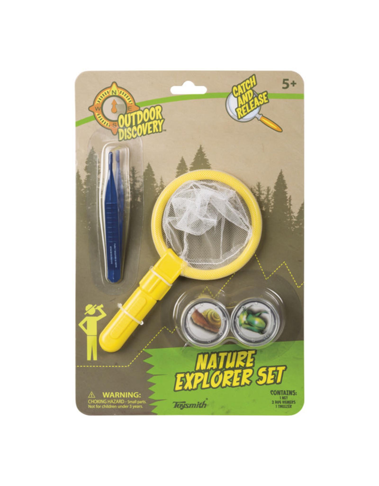 Toysmith Nature Explorer Set Asst.