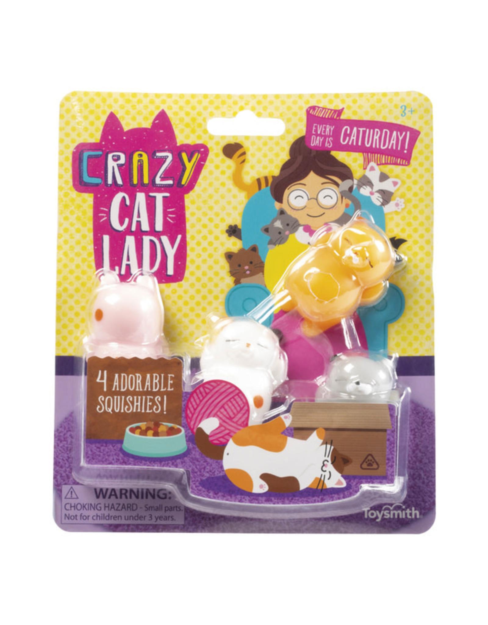 Toysmith Crazy Cat Lady