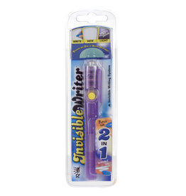 Toysmith 2-In-1 Invisible Writer