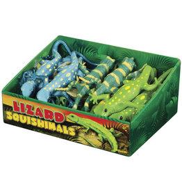 Toysmith Lizard Squishimal