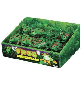 Toysmith Frog Squishimals