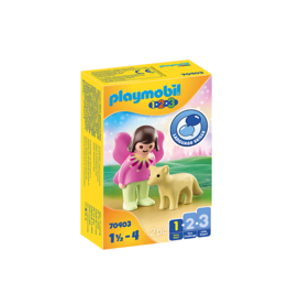Playmobil Fairy Friend with Fox