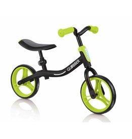 Globber Scooters & Bikes Globber Go Bike - Black/Lime Green