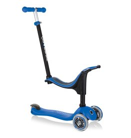 Globber Scooters & Bikes Globber GO-UP 4-in-1 Scooter Sporty - Navy Blue