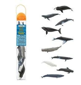 Safari Whales Toob
