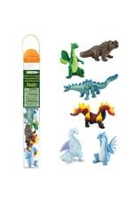 Safari Dragons of the Elements Toob