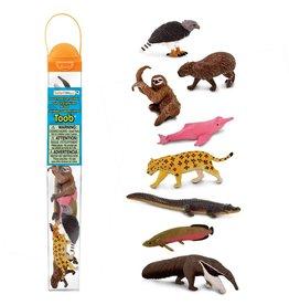 Safari South American Animals Toob