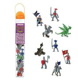 Safari Knights & Dragons Toob