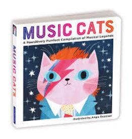 Mudpuppy Music Cats Board Book