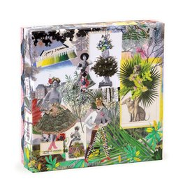 Mudpuppy Christian Lacroix Heritage Collection Fashion Season Double-Sided 500 pc