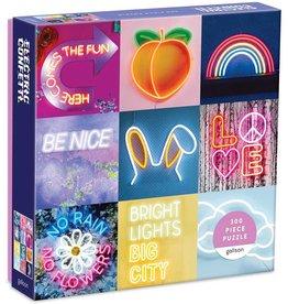 Mudpuppy Electric Confetti Neon 300 pc