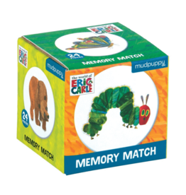 Mudpuppy The World Of Eric Carle The Very Hungry Caterpillar And Friends Mini Memory Match Game