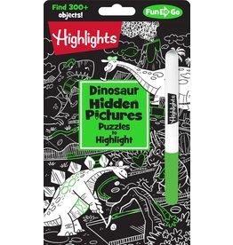 Highlights Highlights Dinosaur Hidden Pictures to Highlight