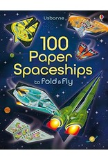 Usborne 100 Paper Spaceships to Fold and Fly