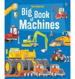 Usborne Big Book of Big Machines