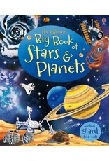 Usborne Big Book of Stars & Planets