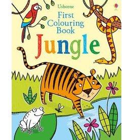 Usborne First Colouring Book Jungle