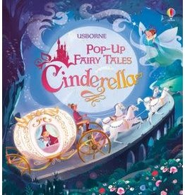 Usborne Pop-Up Fairy Tales: Cinderella