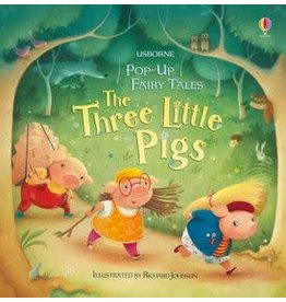 Usborne Pop-Up Fairy Tales: The Three Little Pigs