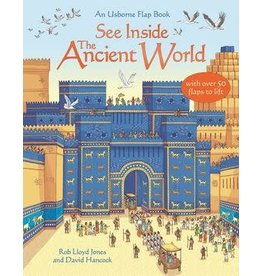 Usborne See Inside The Ancient World