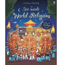 Usborne See Inside World Religions
