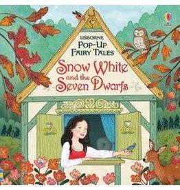 Usborne Pop-Up Fairy Tales: Snow White