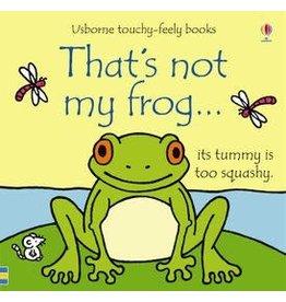 Usborne That's Not My Frog