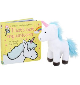 Usborne That's Not My Unicorn Book And Toy
