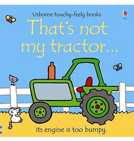 Usborne That's Not My Tractor