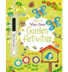 Usborne Wipe Clean Garden Activities