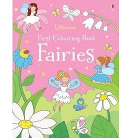 Usborne First Colouring Book Fairies