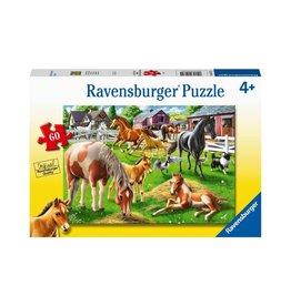 Ravensburger Happy Horses 60 pc