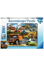 Ravensburger Construction Vehicles 100pc