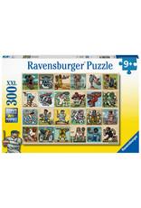 Ravensburger Awesome Athletes 300 pc